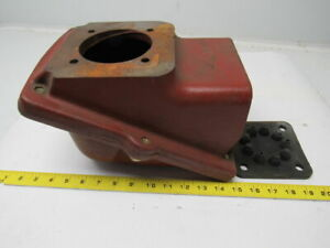 Heavy Duty Cast Iron Electric Motor Terminal Conduit Box W cover
