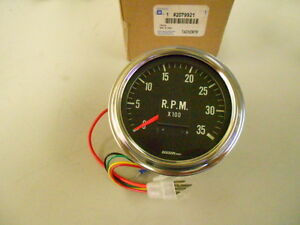 2079921 Gm Tachometer Gauge