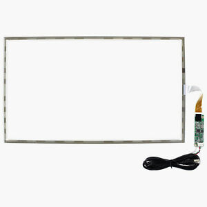 17 3 5 Wire Resistive Touch Panel Usb Controller For 17 3 1920x1080 16 9 Lcd