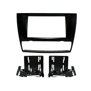 Radio Replacement Dash Mounting Installation Kit Double Din For Bmw 3 Series