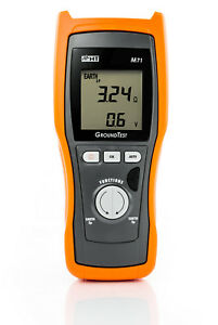 Ht Instruments M71 Earth Resistance Meter