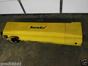 Snow Ex Tailgate Salt Sand Spreader