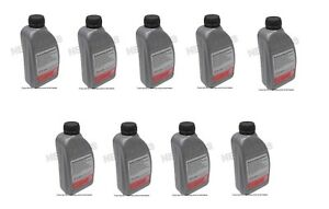 9 Liters Pack Febi Atf Automatic Transmission Oil Fluid For Mercedes 1955 2002