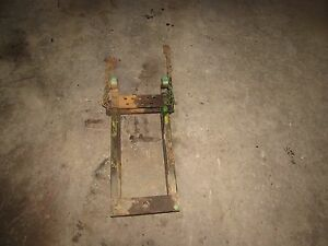 John Deere 1010 Tractor Hitch Carrier Assembly