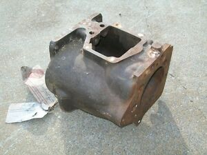 1940 50 Plymouth Dodge Desoto Chrysler Nos Mopar Std Transmission Case 1139155