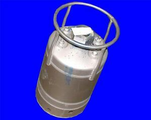 Alloy Products 3 Gallon Pressure Tank 304 190 Psi