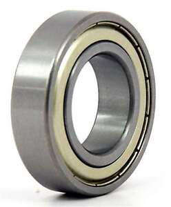 S6006zzc4 Stainless Steel Ball Bearing 30x55x13