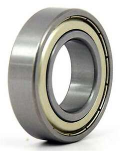S6206zzc4 Stainless Steel Ball Bearing 30x62x16