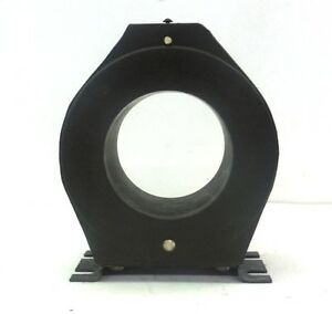 General Electric Current Transformer 750x10g8 Ratio 600 5 25 400 Cycles