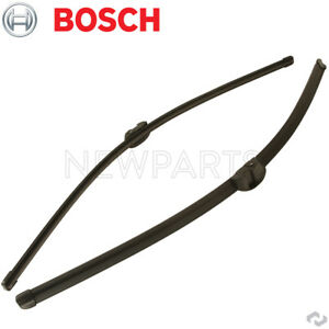 New Volkswagen Touareg Front 26 Windshield Wiper Blade Set Bosch Oem