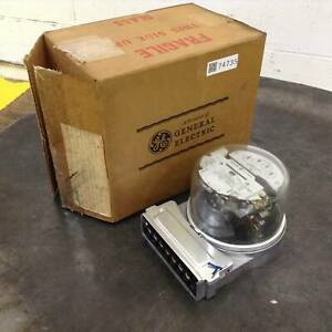 General Electric 702 X 018g948 Polyphase Meter Vw 63a New 74735