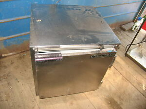 Beverage air Ucf27 7 3 Cuft Stainless Steel Under Counter Freezer