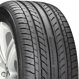 2 New 225 45 17 Nankang Noble Sport Ns 20 45r R17 Tires 10537