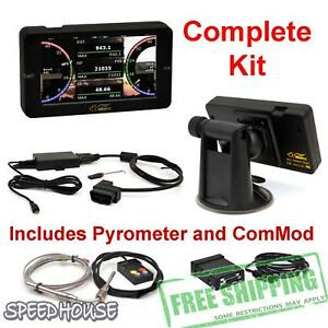 Smarty Touch Programmer Egt Pyrometer Commod For 13 18 Dodge Ram 6 7 Cummins