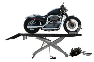Titan 1000d Black Grey Motorcycle Lift Local Pickup Only