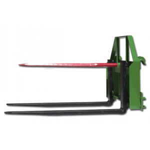 Titan 60 Pallet Fork Hay Spear Attachment Fits John Deere