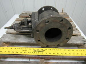 Oic 4 125 4 Gate Valve Missing Handle