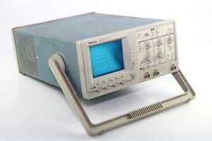 Tektronix Tas465 100 Mhz Two Channel Oscilloscope Tas 465