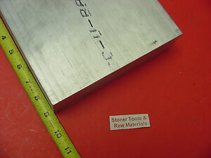 1 X 9 X 9 6061 Aluminum Flat Bar T6511 Solid 1 00 x 9 New Mill Stock Plate