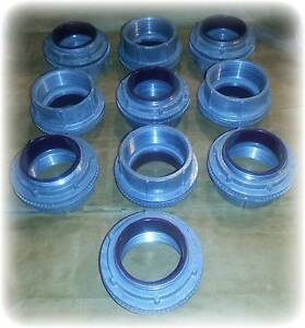 Hub Watertight Die Cast Insulated And Gasketed Rigid 2 lot 10 new