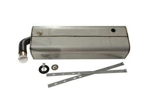 1934 1935 Chevy Standard Stainless Steel Fuel 16 Gallon Gas Tank 34std ss
