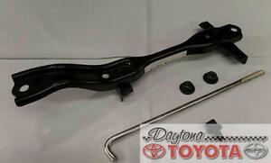 Oem Toyota Land Cruiser Battery Hold Down Clamp Kit 74404 60150 Fits 2008 2016