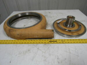 Warman Chrm38083 Metal Slurry Pump Volute Liner W throat Bush