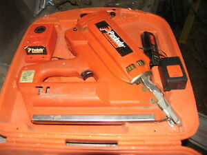 Paslode 30 Degree Cordless Framing Nailer
