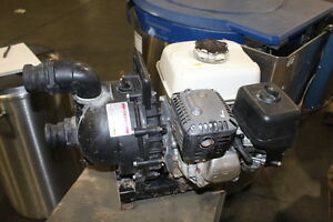 Banjo Self Priming Centrifugal Pump Honda Gx160 Gas Motor