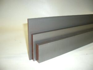 1018 Steel Flat Bar Cold Finished 2 1 4 X 3 1 2 X 12