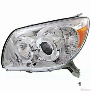 Oem Toyota 4runner Driver Side Headlamp 81170 35421 Fits 2004 2008