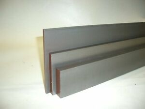 1018 Steel Flat Bar Cold Finished 1 3 4 X 1 3 4 X 12