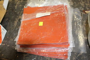 Fda Silicone Rubber Sheet Large Lot 12x12 0 5mm 3 0mm 1 0mm 2 5mm 5 0mm