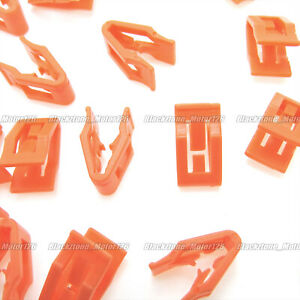 50 X Center Console Dvd Dash Panel Clip Body Trim Retainer For Ford For Mercury