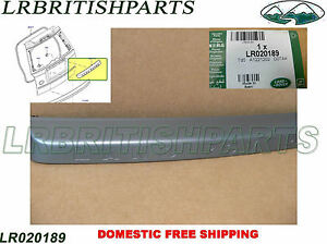Genuine Land Rover Tailgate Rear End Door Handle Lr020189 Lr2 New