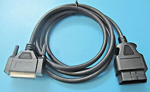 Obdii Obd2 Can Main Cable Compatible With Snap On 93l Ethos Eesc312 Scanner
