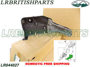 Land Rover Compressor Air Suspension Cover Upper R Rover Sport Lr3 Lr4 Lr044027