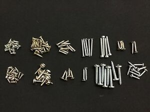 1965 Interior Screw Kit Coronet 4 Door Dodge Screws