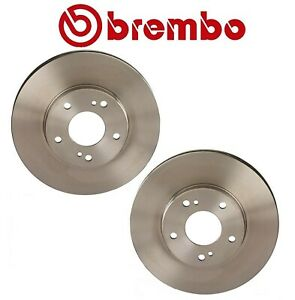 2 Front Disc Brake Rotors 4020604u03 Brembo For Nissan 300zx 1989 1990 1991 1996