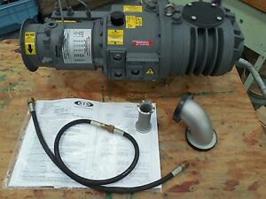 Edwards Qmb250 Dry Vacuum Mechanical Booster New
