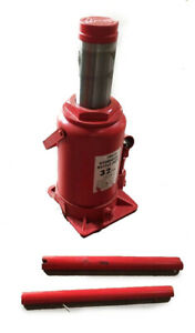 32 Ton Hydraulic Bottle Jack Car Repair Truck Farm Tools