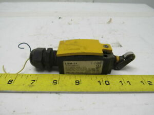 Moeller Lsm 11 Micro Limit Switch Cage Clamp 6 A 415 Vac 220 Vdc