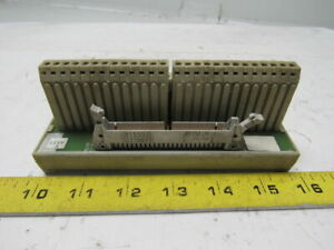 Weidmuller Rsf 50 lpk2h Cable Terminal Block Rail Mounted