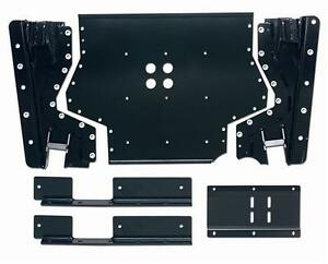 Rubicon Express Re4202 Center Long Arm Belly Pan For Jeep Tj
