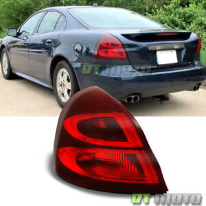 2004 2008 Pontiac Grand Prix Tail Light Rear Brake Lamp 04 08 Left Driver Side