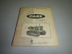 Case 310f Crawler Tractor Parts Book Catalog Manual A905