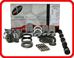 80 81 Pontiac Chevy Olds Buick 151 2 5l Ohv L4 Master Engine Rebuild Kit
