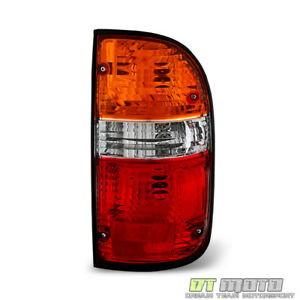 For 2001 2004 Toyota Tacoma Pickup Rear Tail Brake Light Right Passenger Side