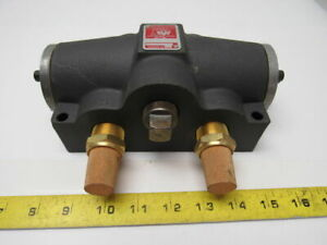 Aaa Products Ro6 2 position Pneumatic Spool Valve 3 4 Npt 250 Psi
