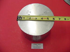 6 1 4 Aluminum 6061 Round Rod 4 3 8 Long T6511 6 25 Od Solid Lathe Bar Stock